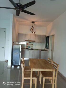 room for rent, full unit, bukit jalil, Parkhill Residence, Bukit Jalil