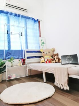 room for rent, single room, puchong, [Low Deposit] Single Room at Bukit Puchong, Puchong