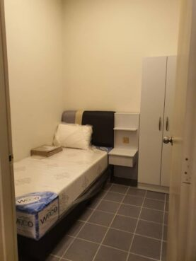 room for rent, single room, bandar puchong jaya, Ensuite with Private Bathroom @ Zefer Hill Residence ,Puchong