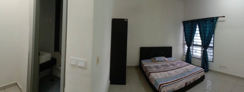 room for rent, master room, puchong, Room for Female Only at The Wharf Residences