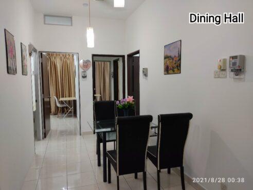 room for rent, medium room, subang jaya, Female Only Furnished Rooms Opposite Subang Jaya LRT, UOA, Subang Parade