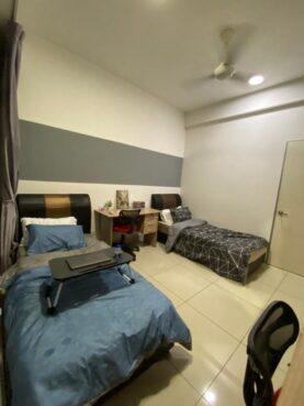 room for rent, medium room, utropolis, [Male Unit]✨Sharing Room for RENT in PJ/Shah Alam 🌈Paramount Utropolis @ Glenmerie, Shah Alam