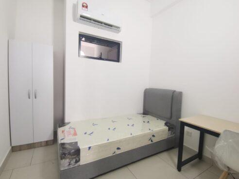 room for rent, single room, seri kembangan, Small Room-Astetica Residence-Seri Kembangan