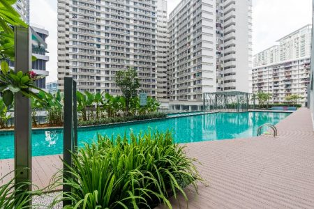 KL Gateway Residence Apartment