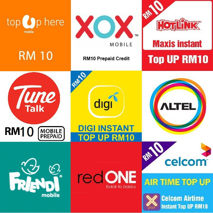 Mobile services in Malaysia