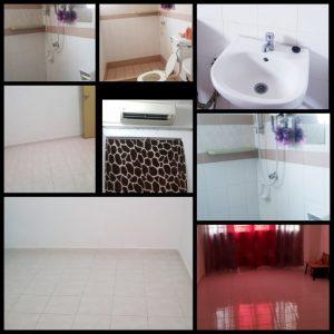 room for rent,medium room,usj 19,Mythili