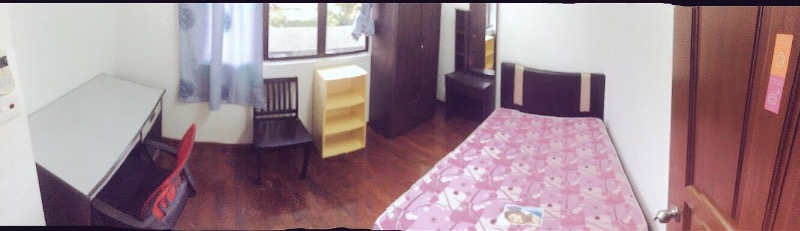 room for rent,medium room,jalan cyber height,NO DEPOSIT Rooms with Calming Secure Environment & Nice View