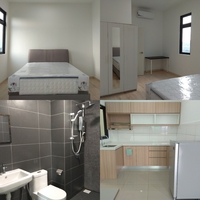 room for rent,apartment,bukit jalil,BRAND NEW unit in Parkhill Residence (carpark included)