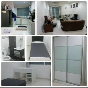 room for rent,medium room,ampang jaya,room for rent at fawina court ampang opint ONLY for GIRLS